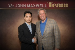 Photo with John Aug 2016 Medium