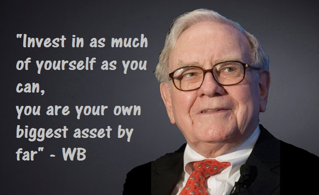 Warren Buffett series #3 – What teenagers can do to prepare to become an investor?