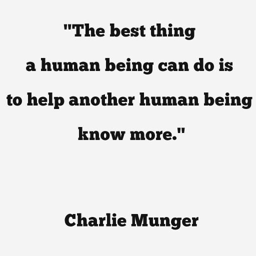 CharlieMunger quote 8