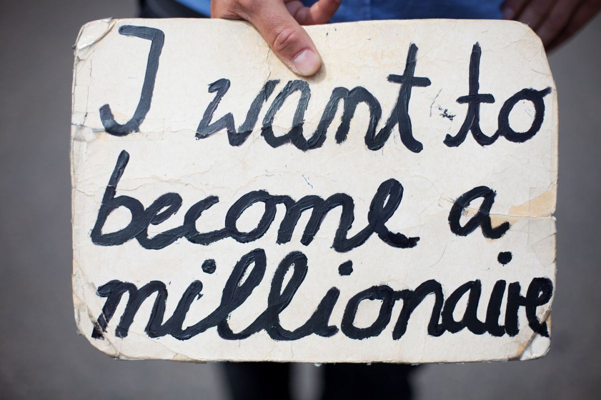 The way to become amillionaire