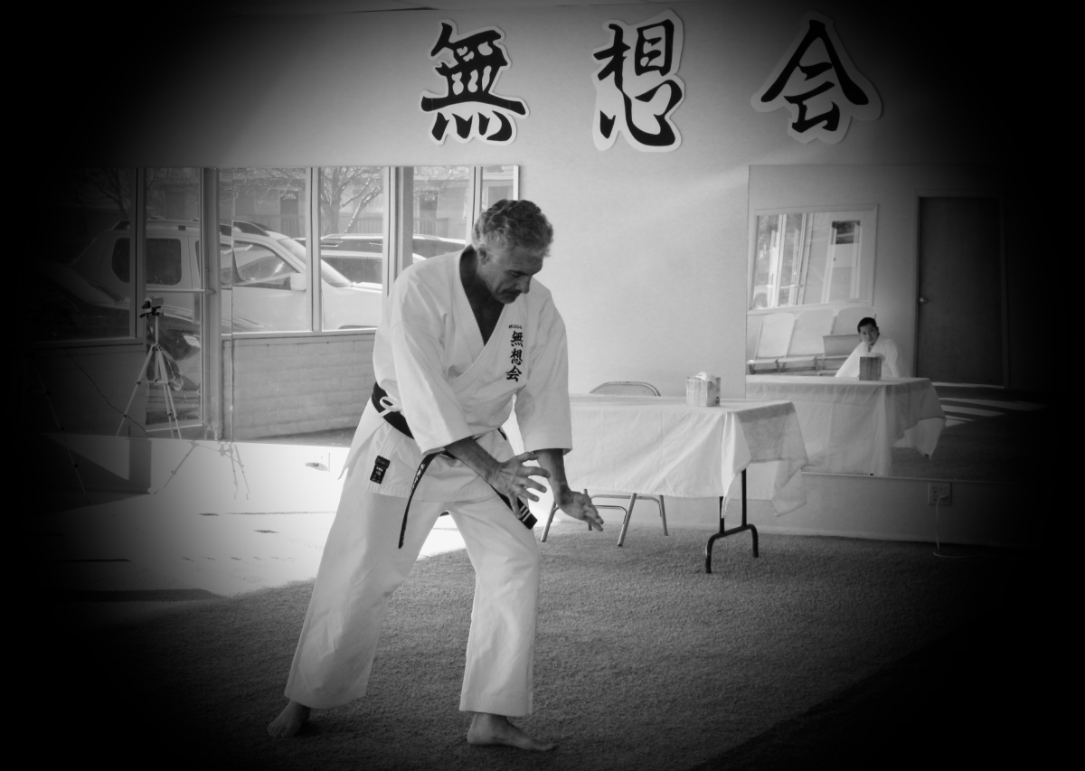 The path to mastery in Musokai Karate