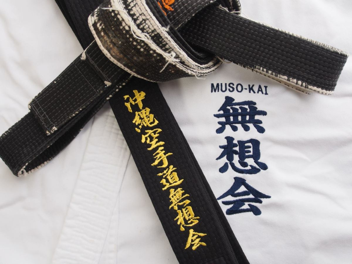 Is it too late to get a blackbelt in Karate?