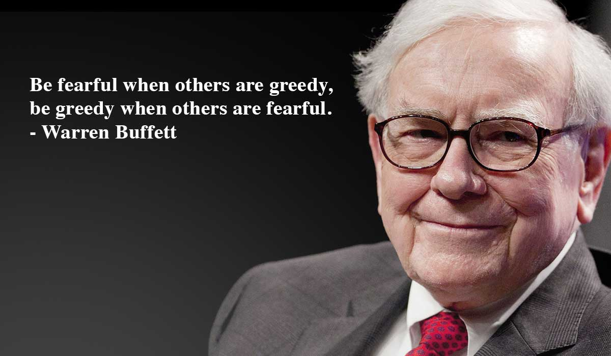 Warren Buffett series #9 – rational thinking – don't kid yourself about getting rich quick